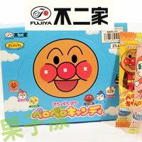 日本不二家 麵包超人棒棒糖 造型棒棒糖 (整盒盒裝)[JP016A]