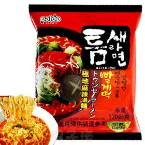 韓國八道 極地麻辣湯麵 泡麵(單包)[KR110]