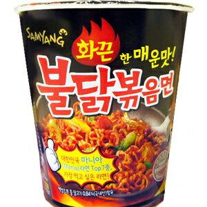韓國 噴火辣雞肉風味炒麵 (杯麵)[KR136]