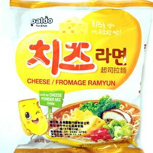韓國八道 起司拉麵 泡麵(單包)[KR139] - 限時優惠好康折扣