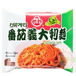 韓國不倒翁 蕃茄義大利麵 泡麵(單包)[KR089]