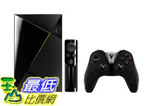 [106美國直購] 家庭影院播放器 NVIDIA SHIELD TV Pro Home Media Server