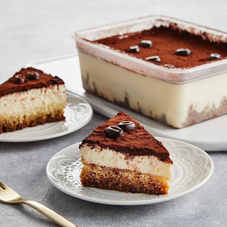 大成食品|巴黎十五提拉米蘇(340g/盒)X3盒 母親節蛋糕 甜點 伴手禮 法式