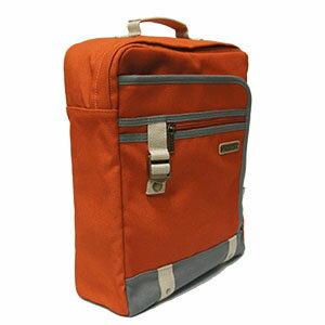 CORRE【CP803】 復古帆布手提後背兩用包 藍 / 橘 / 紅 共三色 5