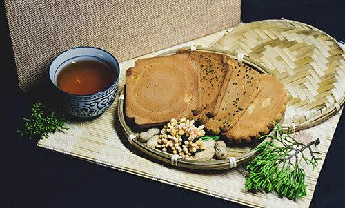 彰化田中 一品名 煎餅 180-200g±3% / 袋(花生) [大買家] 5