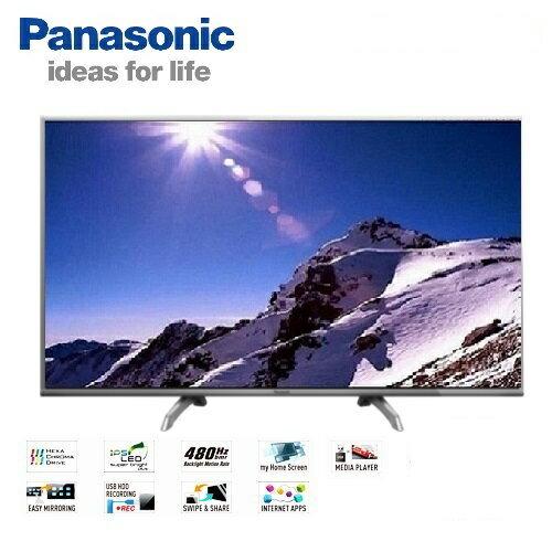 『Panasonic』☆ 國際牌 55吋智慧型LED液晶電視 TH-55DS630W **免運費**