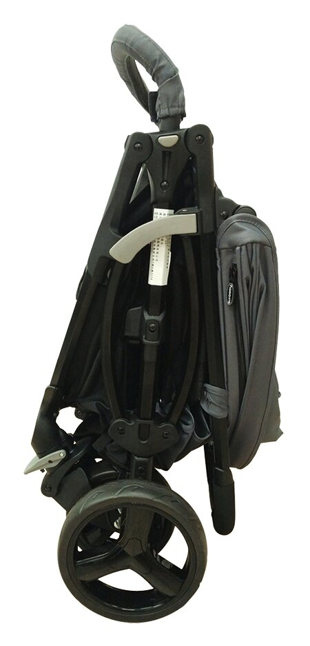 【酷貝比】城市嬰兒手推車 (灰色) 贈送價值NT$690雨罩 6