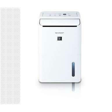 3/27前輸入優惠碼 3C-5000現折 $400➨SHARP 8公升自動除菌離子空氣清淨除濕機 DW-D8HT-W
