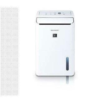 SHARP 8公升自動除菌離子空氣清淨除濕機 DW-D8HT-W