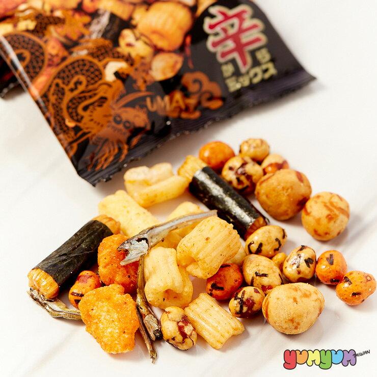 【傳六】辛口豆果子 10袋入