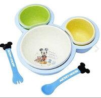 彌月禮盒推薦LOMO樂姆屋 ~ 日本進口 錦化成 迪士尼 兒童餐具 6 件組 彌月禮盒組