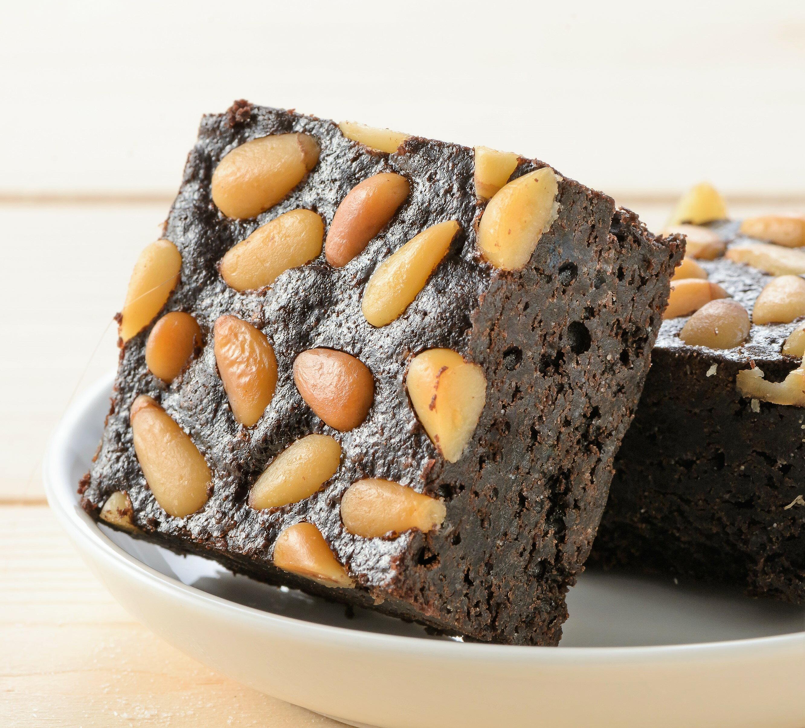經典原味巧克力布朗尼 4入禮盒  Classic Chocolate Brownies 幸福滿滿的 欲罷不能的幸福滋味 團購 甜點 下午茶 禮盒 蛋糕