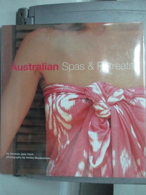 ~書寶 書T3/美容_YBN~Australian Spas    Retreats_Am