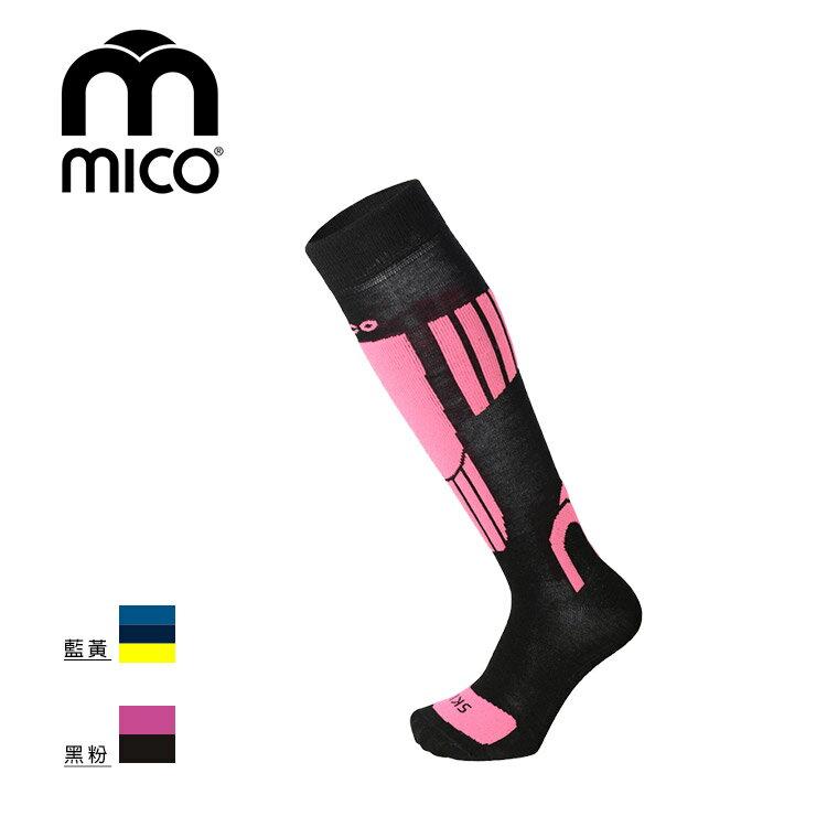 mico 童美麗諾羊毛滑雪襪CA2608   /  城市綠洲 0