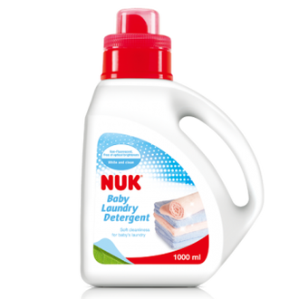 『121婦嬰用品館』NUK 嬰兒洗衣精 - 1000ml