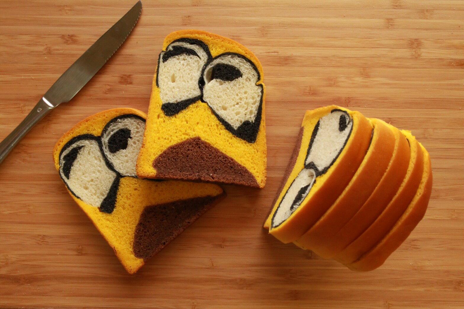 丹妮莎麵包花園-造型吐司一包七片