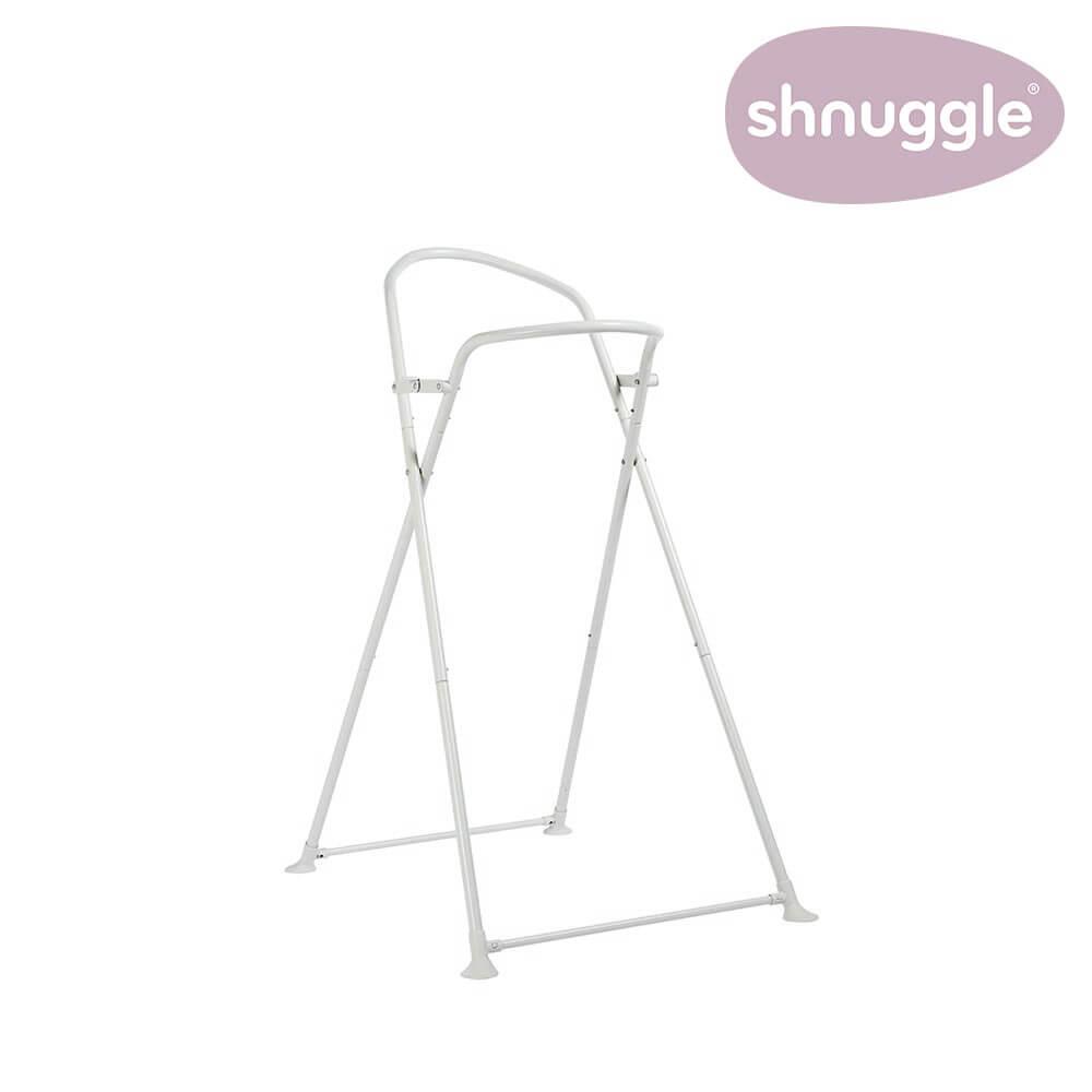 英國Shnuggle NEW月亮澡盆/浴盆-香草綠(台灣總代理公司貨)有水塞版
