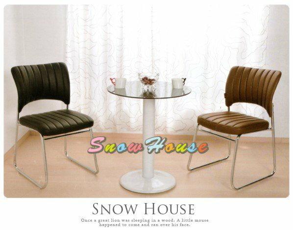 ╭☆雪之屋居家生活館☆╯AA318-0203B08-1電鍍洽談椅餐椅造型椅辦公椅會議椅櫃檯椅吧檯椅