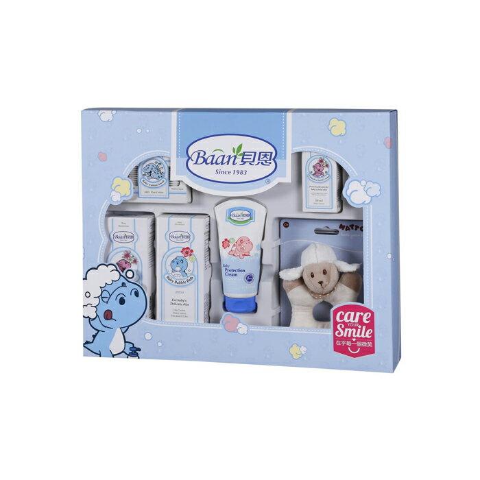 Baan 貝恩 - 嬰兒護膚禮盒 (6件組) 0