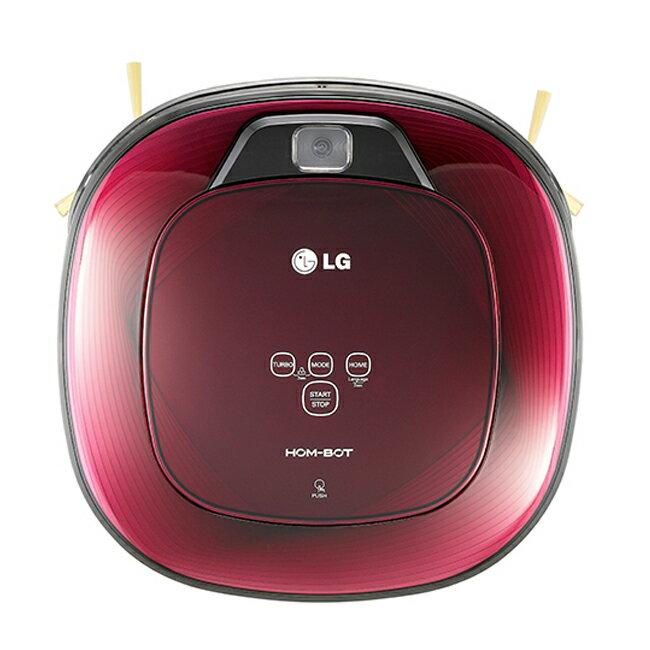 【LG樂金】雙眼小精靈。掃地清潔機器人 。典雅紫/VR64701LVM