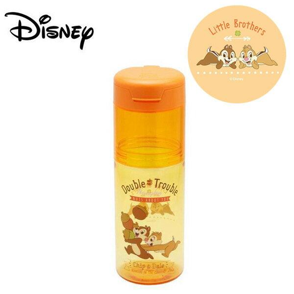 【日本正版】奇奇蒂蒂隨身瓶筆盒筆筒小物收納鉛筆盒迪士尼Disney-544977