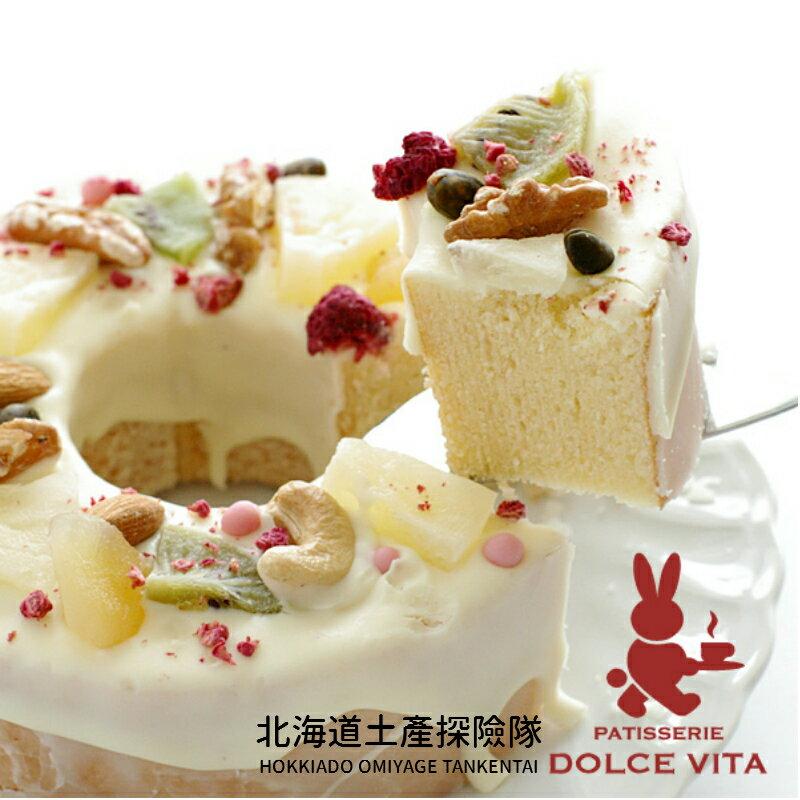 「日本直送美食」[DOLCE VITA] 咖啡兔 巧克力年輪蛋糕 ~ 北海道土產探險隊~