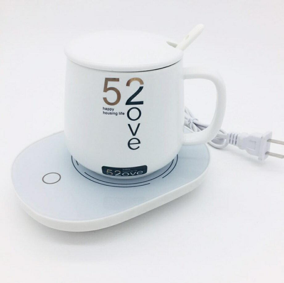 【恒溫杯墊】重力感應 110V電壓 加熱杯墊 55度暖暖杯 暖暖 杯墊 保溫杯墊 加熱底座 恆溫暖暖杯 保溫杯