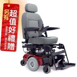 必翔 電動輪椅 P424MT 電動輪椅補助 贈 安能背克雙背墊