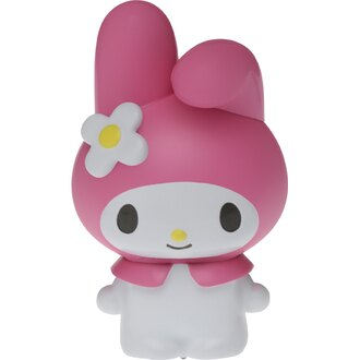 【真愛日本】15100900022  翻滾發條公仔-MM 三麗鷗家族 Melody 美樂蒂 發條公仔 玩具 擺飾 收藏