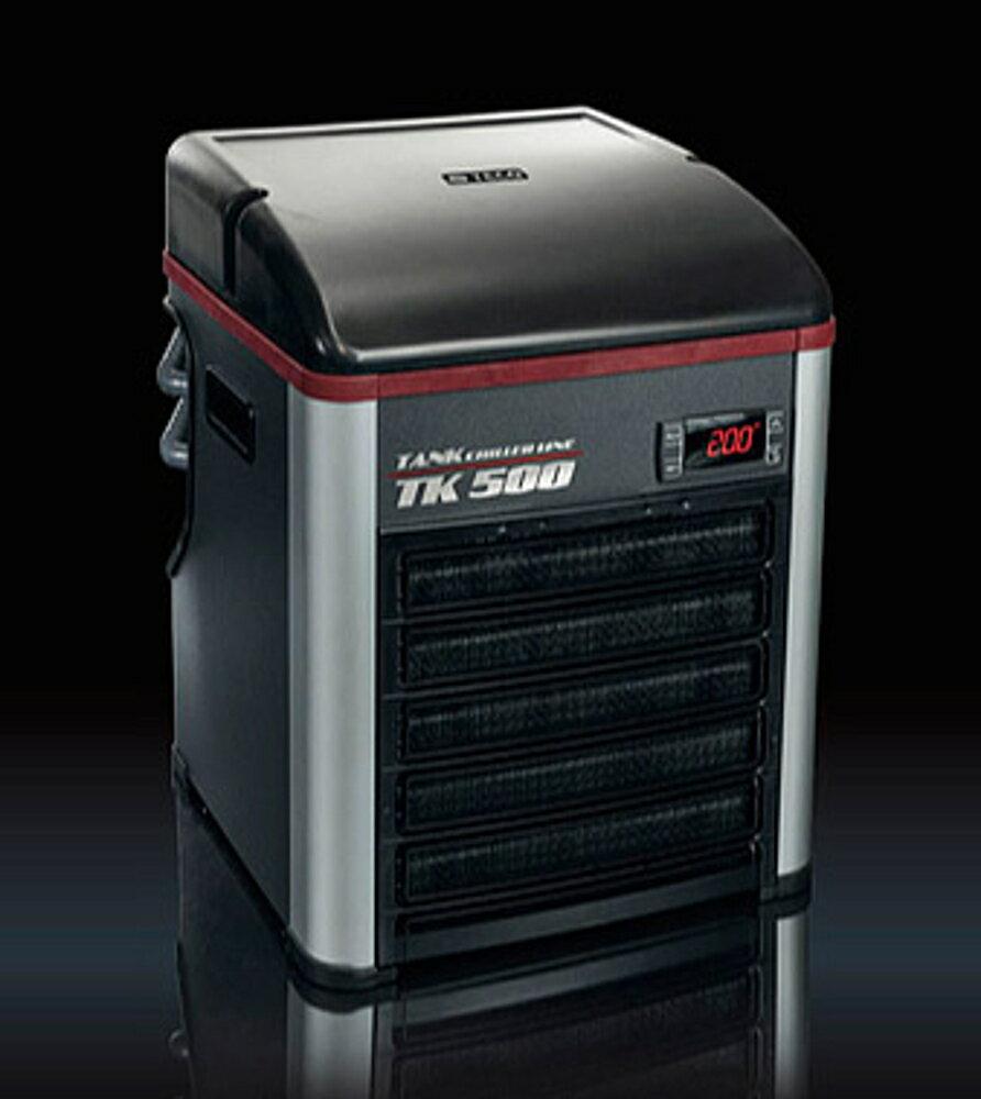 【西高地水族坊】義大利 TECO 東元 恆溫機 冷卻機 冷水機Tk 500(1/6P)-公司貨