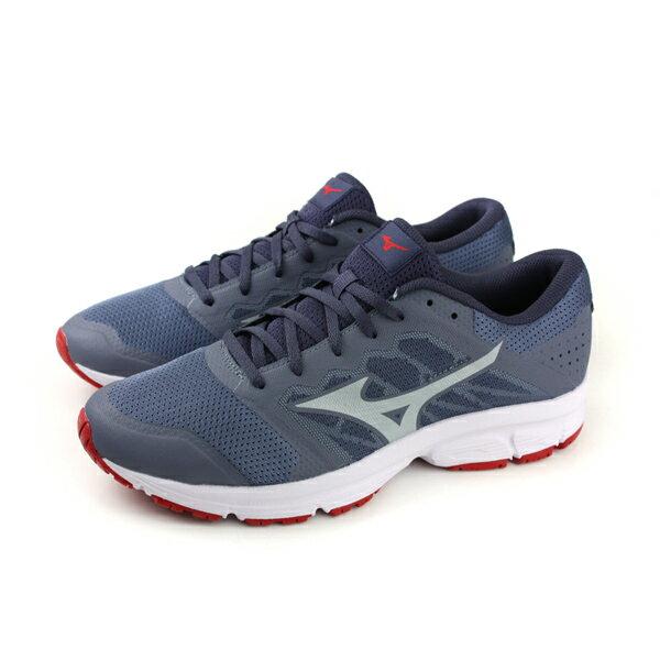 HUMAN PEACE:美津濃MizunoEZRUNLX慢跑鞋藍色男鞋J1GE181831no049