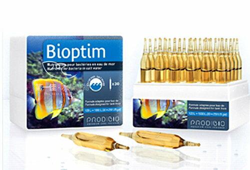 ^~第一佳水族寵物^~法國BIO Bioptim 活性海水微量元素 ^~1盒^(30入^)