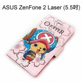 海賊王皮套 [J19] ASUS ZenFone 2 Laser ZE550KL (5.5吋) 航海王 喬巴【台灣正版授權】