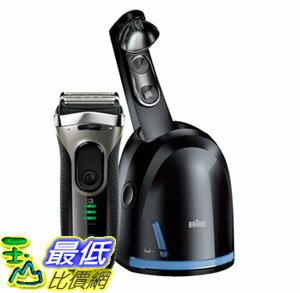 [107東京直購] 德國百靈BRAUN 新升級三鋒系列電鬍刀 刮鬍刀 3090cc 含清洗座