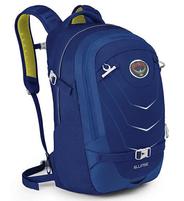 【鄉野情戶外用品店】 Osprey |美國| Ellipse 25 輕量多功能背包/旅行背包 健行背包 電腦筆電背包-綠洲藍/Ellipse25 【容量25L】