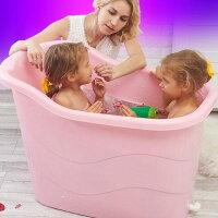 在家泡湯推薦到浴盆 泡澡桶成人浴桶加厚塑料大號兒童洗澡盆家用沐浴浴缸浴盆泡澡桶就在樂淘淘旗艦店推薦在家泡湯