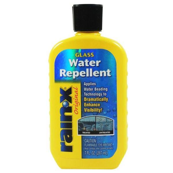 【RAIN-X 潤克斯】 玻璃潑水劑 潑雨劑 免雨刷 RAIN X 207ml 撥水劑