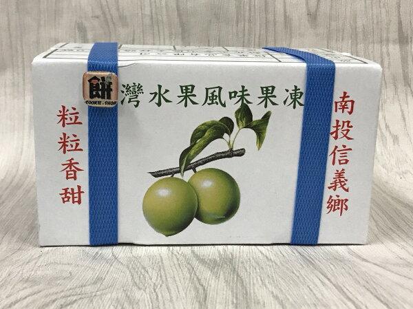 台灣水果風味果凍(梅子味)-400g