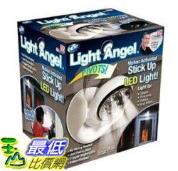 [106玉山最低比價網] 新款360度人體感應燈 旋轉感應小夜燈 light angel 感應燈 LED無死角感應燈 兩組