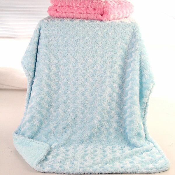 寶寶毛毯 玫瑰絨超輕柔毛毯 棉被 涼被 棉被 RF1104 好娃娃