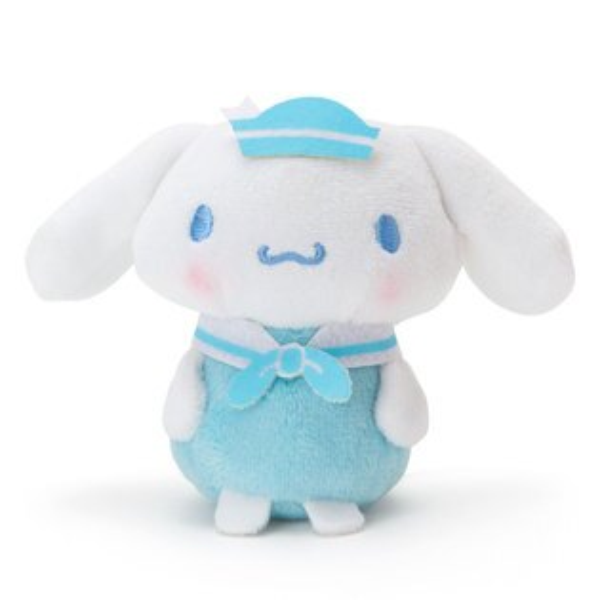 【真愛日本】4901610338636造型手玉娃-CN海軍ACQ大耳狗喜拿狗三麗鷗手玉娃玩偶娃娃