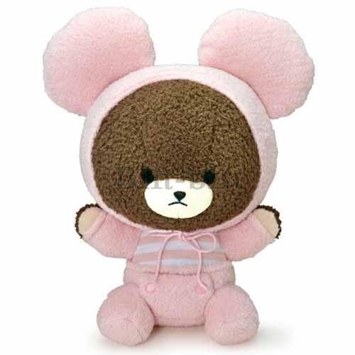 小熊學校 嬰兒造型玩偶/863-669