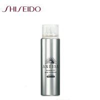 SHISEIDO 資生堂商品推薦SHISEIDO資生堂 ANESSA 安耐曬 銀鑽保濕防曬噴霧SPF50+60g再送試用包2入