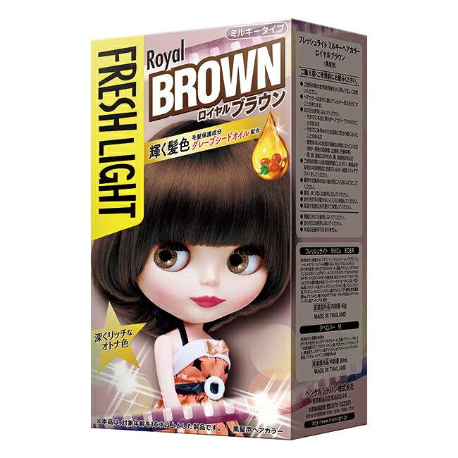 富麗絲染髮系列 王妃棕 - 限時優惠好康折扣
