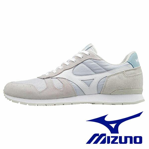 【MIZUNO 促銷5折】MIZUNO 1906 ML87 (灰X白) 復古鞋 休閒款慢跑鞋 休閒鞋運動鞋健走鞋跑鞋D1GA170003