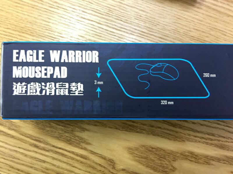 ☆宏華資訊廣場☆Eagle Warrior GM-01 鼠墊