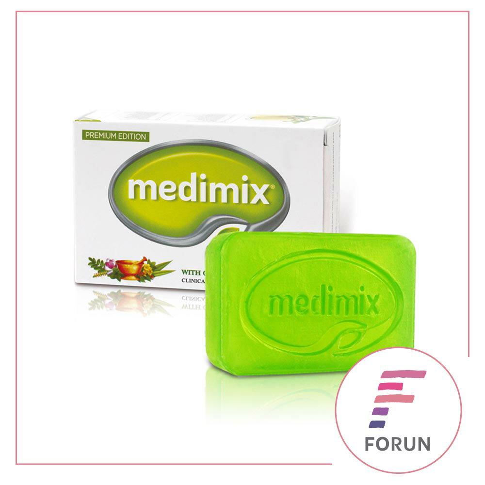 MEDIMIX 印度綠寶石皇室藥草浴 美肌皂 125g(效期至2019/1)
