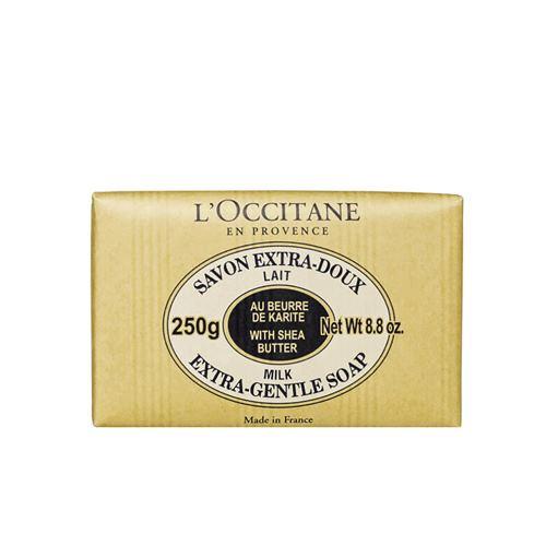 愛美麗福利社:L'Occitane歐舒丹乳油木牛奶皂250g
