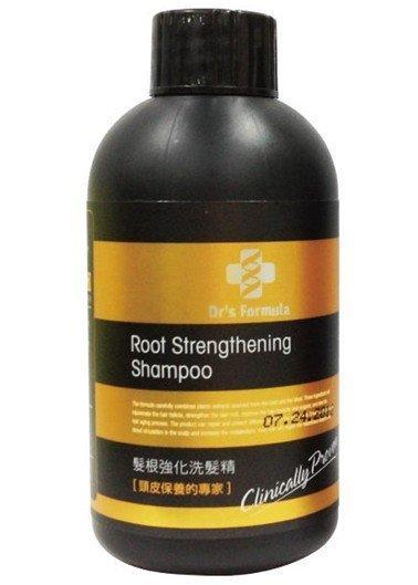 Dr's Formula 台塑生醫 髮根強化洗髮精 100g Root Strengthening (隨身瓶)  ☆真愛香水★  另有580g