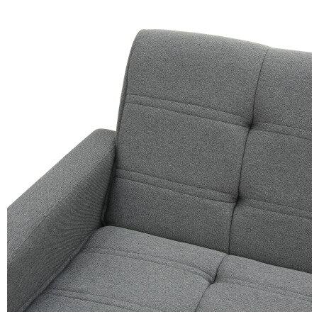 ◎(OUTLET)布質多機能沙發床 BOXY DGY 福利品 NITORI宜得利家居 6